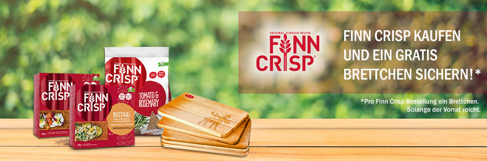 Finn Crisp Brettchen