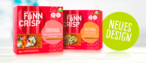 FINN CRISP Neues Design
