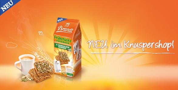 Frühstückszwieback Kernig