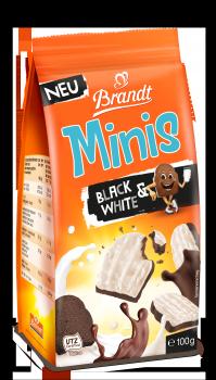 Brandt Minis Black & White