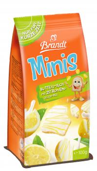 Brandt Minis Buttermilch-Zitrone