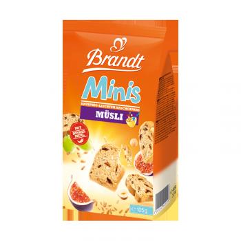 Brandt Minis Müsli 105g