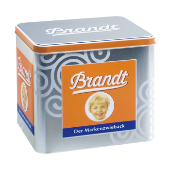 Brandt Zwiebackdose