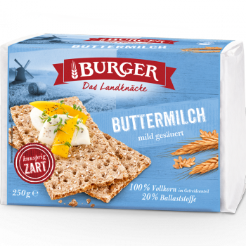 BURGER Buttermilch 250g