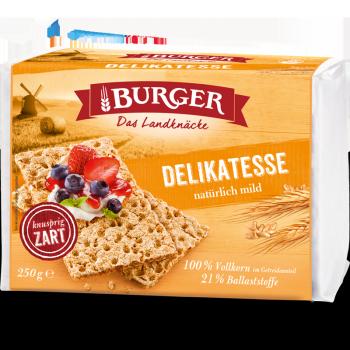 BURGER Delikatesse 250g