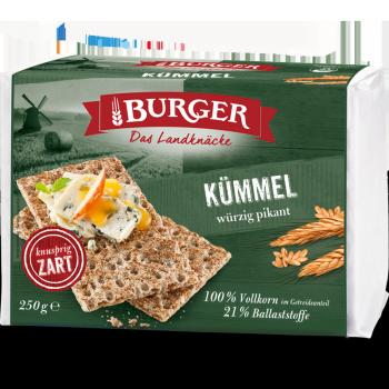 BURGER Kümmel 250g