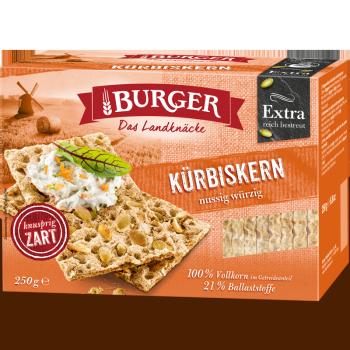 BURGER Kürbiskern 250g