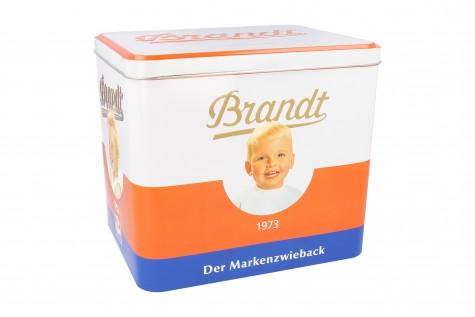 Brandt Zwiebackdose 4 Motive