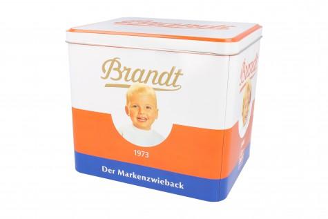 Brandt Nostalgie-Dose (ohne Inhalt)